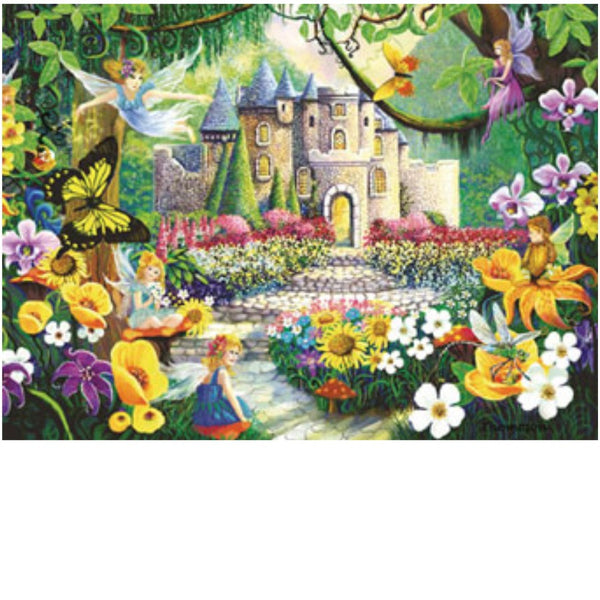 Ravensburger 200 pc -Castle Fantasy Puzzle | KidzInc Australia | Online Educational Toy Store
