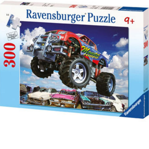 Ravensburger 300 pc -Monster Truck Puzzle | KidzInc Australia | Online Educational Toy Store