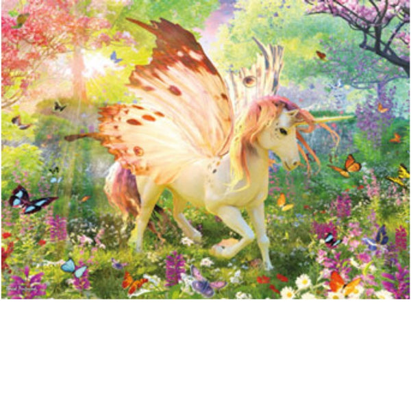 Ravensburger 300 pc -Magical Forest Unicorn Puzzle | KidzInc Australia | Online Educational Toy Store