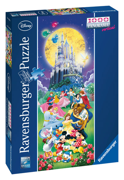 Ravensburger 1000 Pc - Disney Characters Puzzle | KidzInc Australia | Online Educational Toy Store