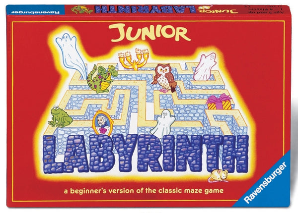 Ravensburger - Junior Labyrinth Board Game | KidzInc Australia | Online Educational Toy Store