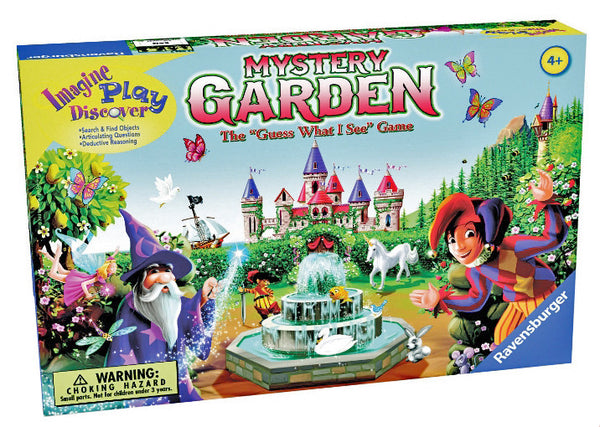 Ravensburger - Mystery Garden Game | KidzInc Australia | Online Educational Toy Store