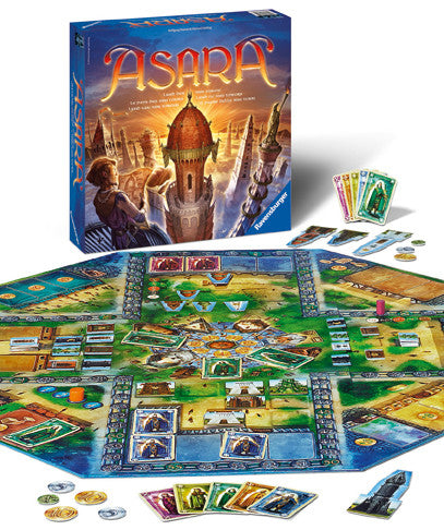 Ravensburger - Asara Game | KidzInc Australia | Online Educational Toy Store