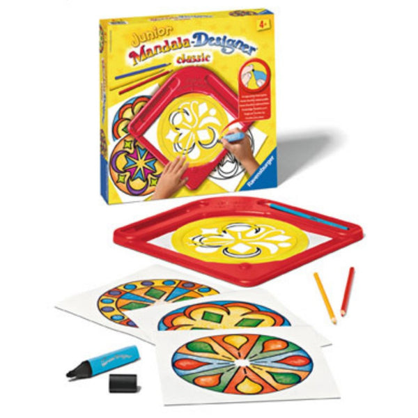 Ravensburger - Junior Mandala Designer | KidzInc Australia | Online Educational Toy Store