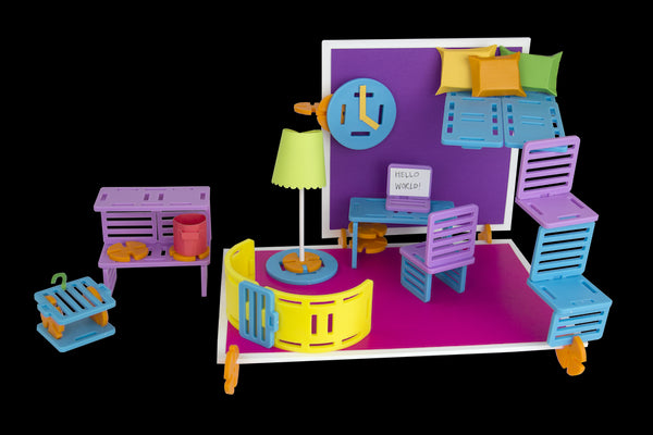 Roominate - Architect Accessories Pack | KidzInc Australia | Online Educational Toy Store
