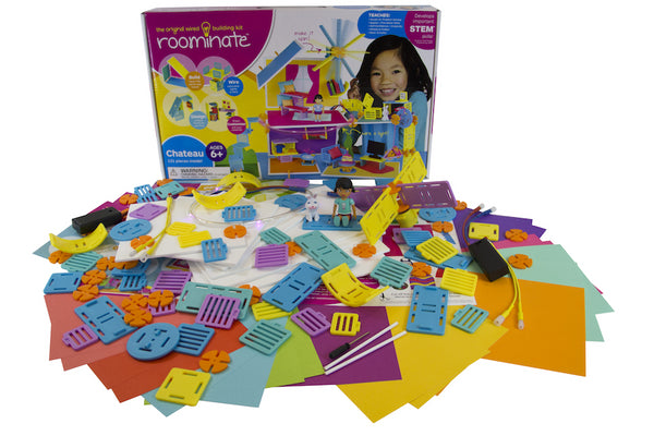 Roominate - Chateau | KidzInc Australia | Online Educational Toy Store