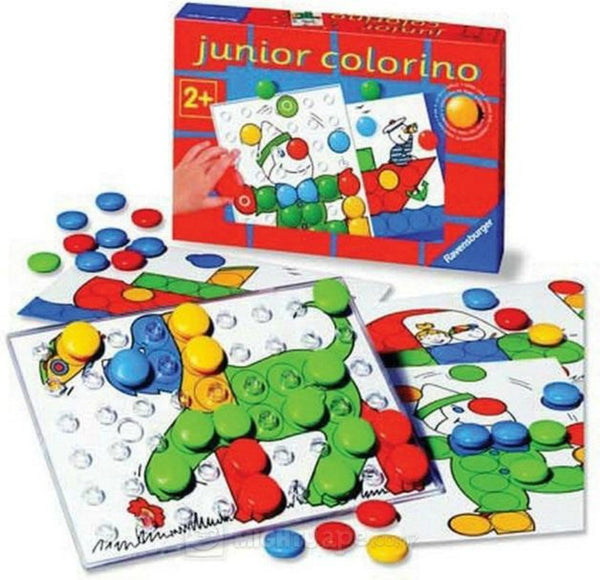 Ravensburger - Junior Colourino Game | KidzInc Australia | Online Educational Toy Store