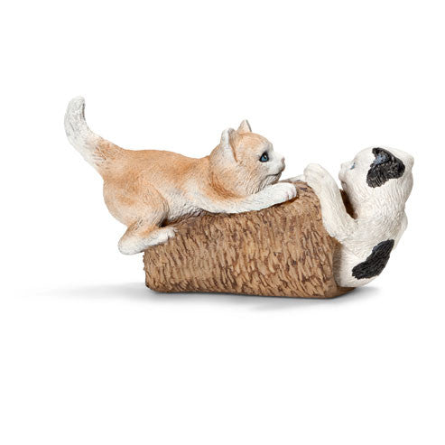 Schleich - Kittens, Playing | KidzInc Australia | Online Educational Toy Store