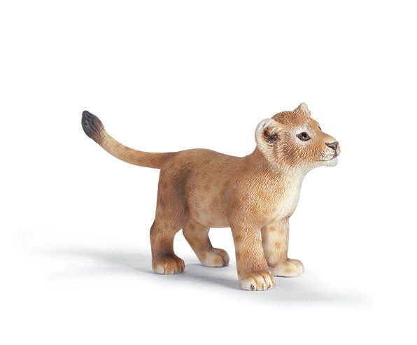 Schleich - Lion Cub | KidzInc Australia | Online Educational Toy Store