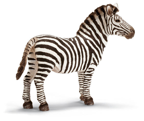 Schleich - Zebra Male | KidzInc Australia | Online Educational Toy Store