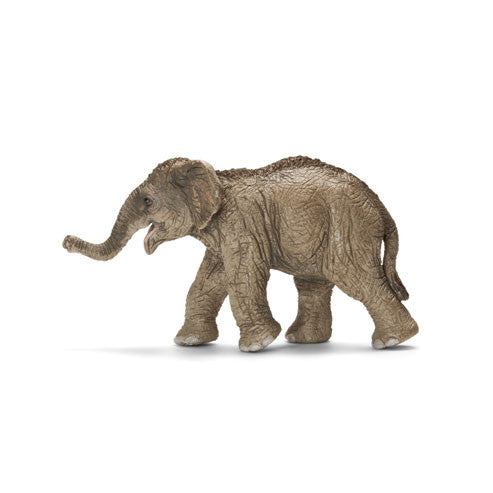 Schleich - Asian Elephant Calf | KidzInc Australia | Online Educational Toy Store