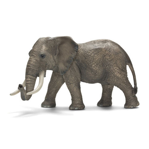 Schleich - African Elephant Male | KidzInc Australia | Online Educational Toy Store