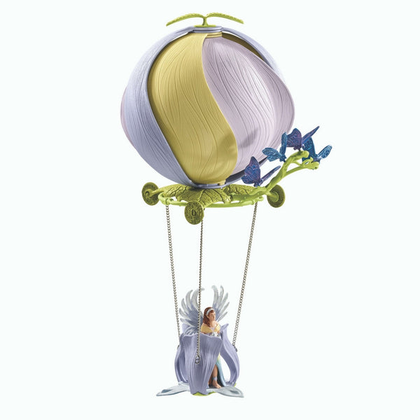 Schleich - Bayala - Enchanted Flower Balloon | KidzInc Australia | Online Educational Toy Store