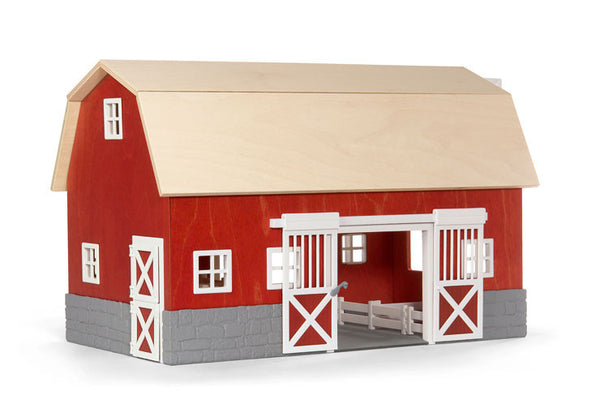 Schleich - Barn | KidzInc Australia | Online Educational Toy Store
