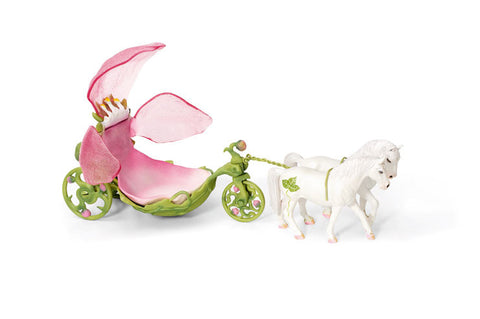 Schleich - Elf Carriage | KidzInc Australia | Online Educational Toy Store