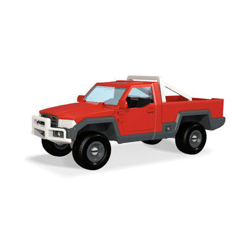 Schleich - Pick-Up With Driver | KidzInc Australia | Online Educational Toy Store