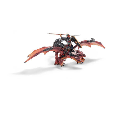 Schleich - Knights - Dragon Rider | KidzInc Australia | Online Educational Toy Store