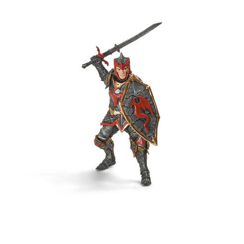 Schleich - Knights - Dragon Knight with Sword | KidzInc Australia | Online Educational Toy Store