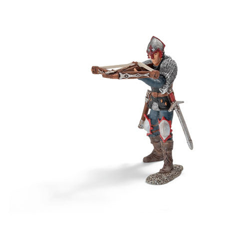 Schleich - Knights - Dragon Knight with Crossbow | KidzInc Australia | Online Educational Toy Store