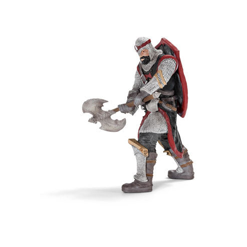 Schleich - Knights - Dragon Knight with Axe | KidzInc Australia | Online Educational Toy Store