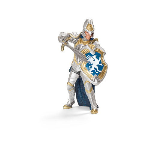 Schleich - Knights - Griffin Knight with Sword | KidzInc Australia | Online Educational Toy Store
