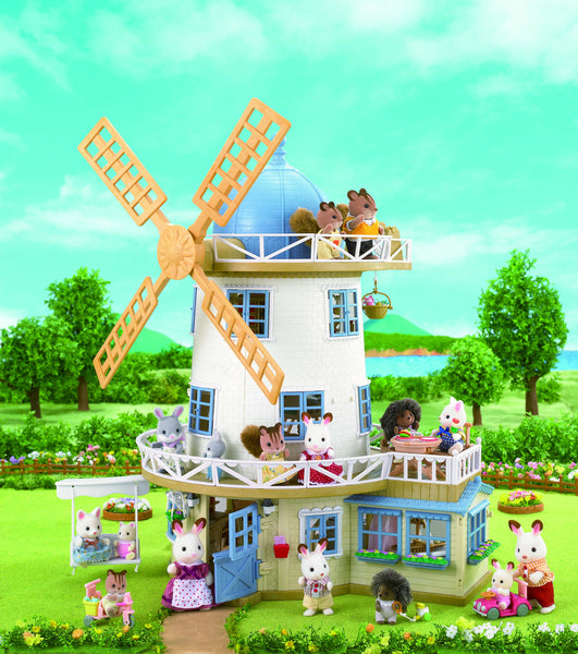 Sylvanian Families - Field View Mill | KidzInc Australia | Online Educational Toy Store