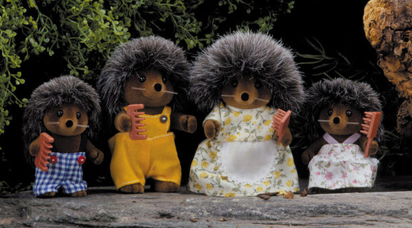Sylvanian Families - Hedgehog Family | KidzInc Australia | Online Educational Toy Store