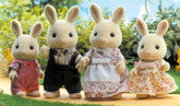 Sylvanian Families - Milk Rabbit Family | KidzInc Australia | Online Educational Toy Store