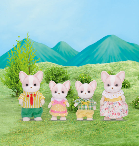 Sylvanian Families - Chihuahua Dog Family | KidzInc Australia | Online Educational Toy Store