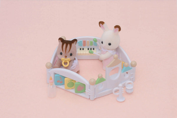 Sylvanian Families - Let's play playpen | KidzInc Australia | Online Educational Toy Store