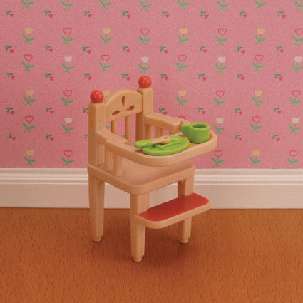 Sylvanian Families - High Chair | KidzInc Australia | Online Educational Toy Store