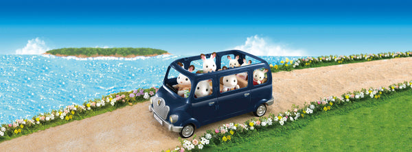 Sylvanian Families - Bluebell Seven Seater | KidzInc Australia | Online Educational Toy Store