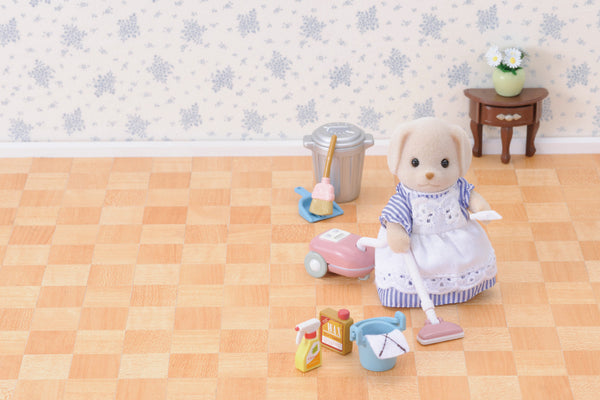 Sylvanian Families - Housekeeping Set | KidzInc Australia | Online Educational Toy Store