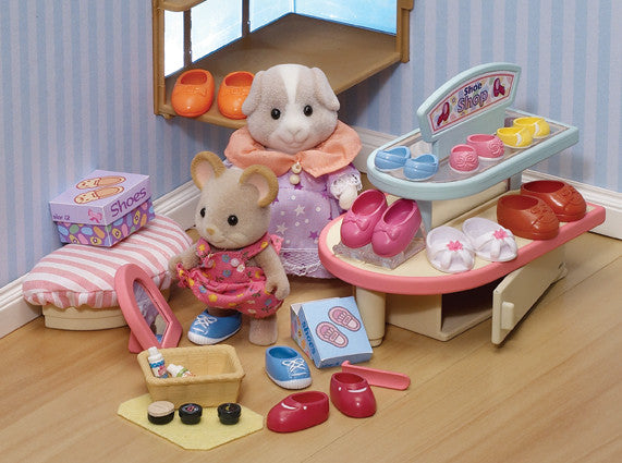 Sylvanian Families - Village Shoe Shop | KidzInc Australia | Online Educational Toy Store