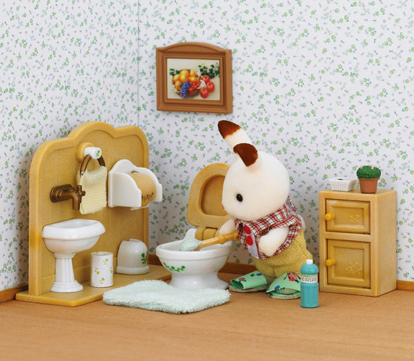 Sylvanian Families - Chocolate Rabbit Brother Set | KidzInc Australia | Online Educational Toy Store