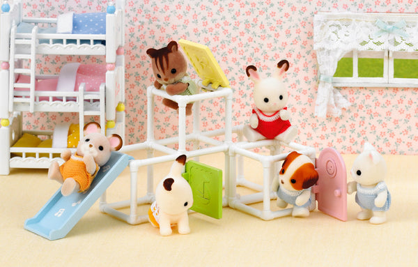 Sylvanian Families - Baby Jungle Gym | KidzInc Australia | Online Educational Toy Store