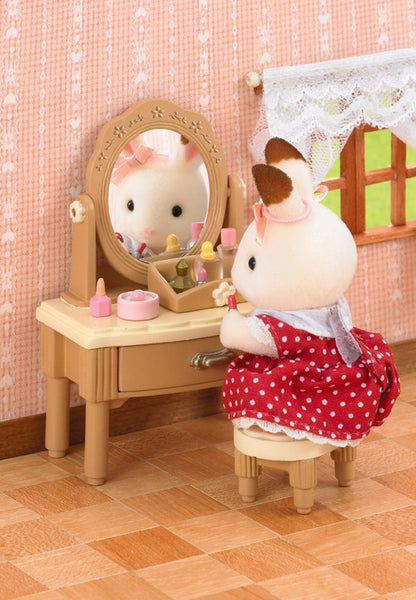 Sylvanian Families - Girls Dressing Table | KidzInc Australia | Online Educational Toy Store