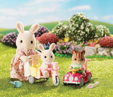 Sylvanian Families - Babies Ride and play | KidzInc Australia | Online Educational Toy Store