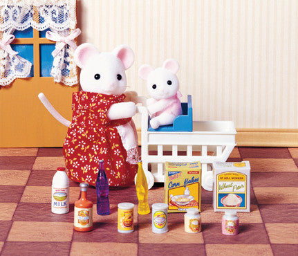 Sylvanian Families - Grocery Shopping | KidzInc Australia | Online Educational Toy Store