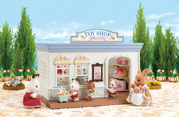 Sylvanian Families - Toy Shop | KidzInc Australia | Online Educational Toy Store