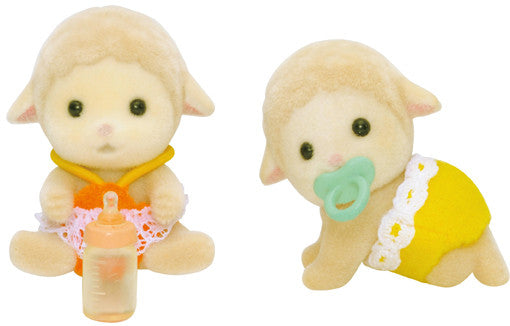 Sylvanian Families - Sheep Twins | KidzInc Australia | Online Educational Toy Store