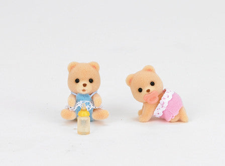 Sylvanian Families - Bear Twins | KidzInc Australia | Online Educational Toy Store