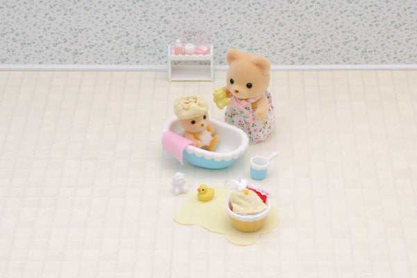 Sylvanian Families - Baby Bath Time | KidzInc Australia | Online Educational Toy Store