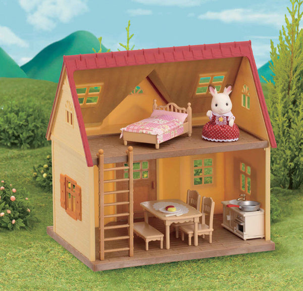 Sylvanian Families - Cosy Cottage Starter Home | KidzInc Australia | Online Educational Toy Store