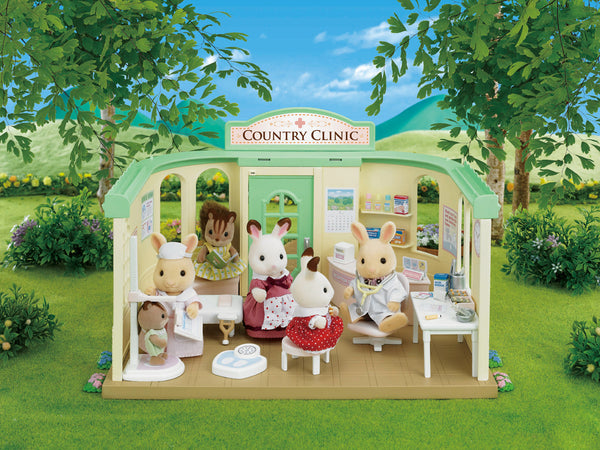 Sylvanian Families - Country Doctor | KidzInc Australia | Online Educational Toy Store