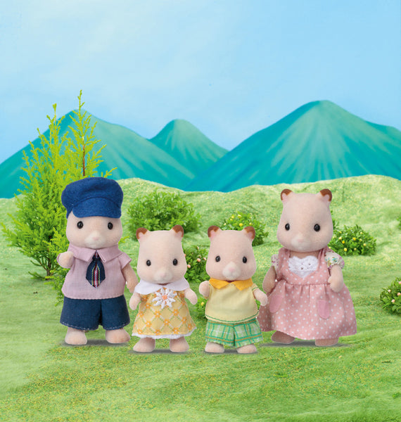 Sylvanian Families - Hamster Family | KidzInc Australia | Online Educational Toy Store
