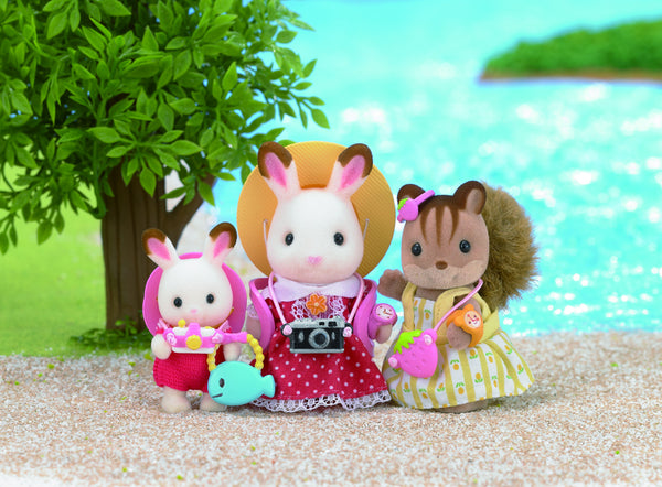 Sylvanian Families - Day Trip Accessories Set | KidzInc Australia | Online Educational Toy Store