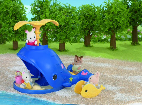 Sylvanian Families - Splash and Play Whale | KidzInc Australia | Online Educational Toy Store