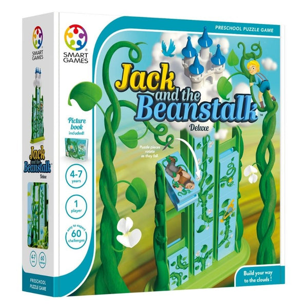 Smart Games Jack and The Beanstalk Preschool Game | KidzInc Australia