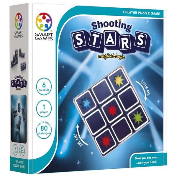 Smart Games Shooting Stars Puzzle Game | KidzInc Australia Online Toys